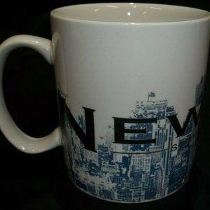 Starbucks Skyline Series New York City Coffee/ Tea